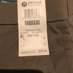 Men's Haggar Dress Pants